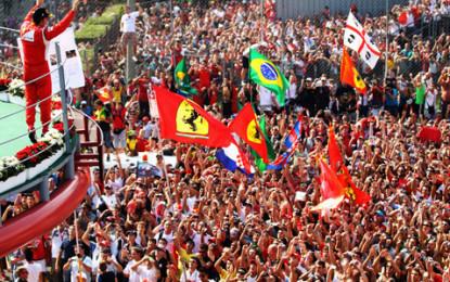 Monza: la storia e i numeri della Scuderia