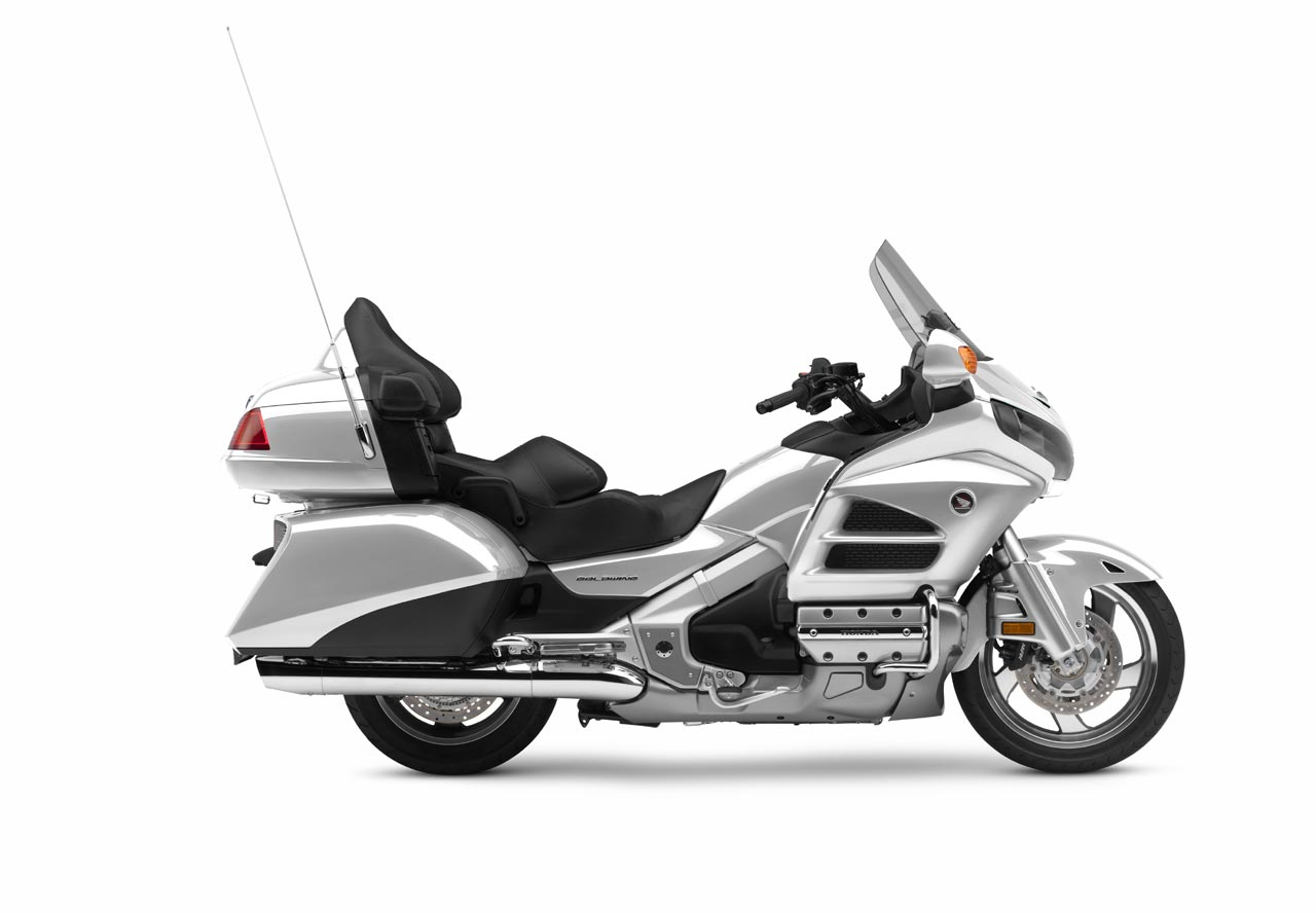 Honda GL1800 Gold Wing 2015 '40th Anniversary'