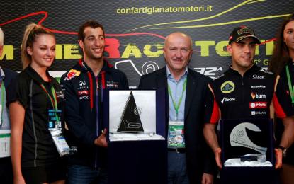 Confartigianato Motori: consegnati i premi 2014