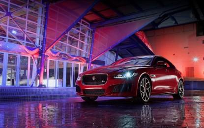 Jaguar XE: prima mondiale a Londra