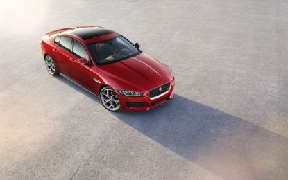 Jaguar XE: la tecnologia dei motori Ingenium