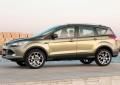 I SUV Ford affrontano la terra battuta