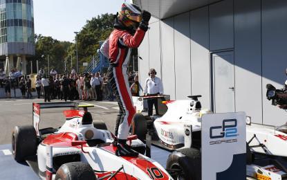 GP2: terza vittoria per Vandoorne