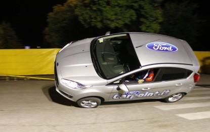 Nuova Ford Fiesta 1.0 EcoBoost allo Stuntman Live Show