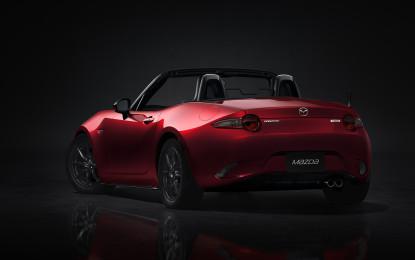 Mazda MX-5, lunga vita al roadster