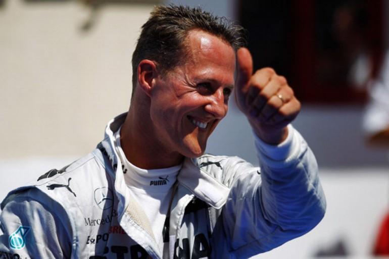 Schumacher: nessuno va più a trovarlo