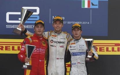 Monza: il weekend di Sparco nella gara di casa
