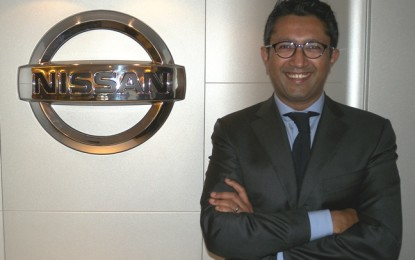 Nirmal Nair Direttore Marketing di Nissan Italia