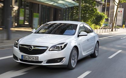 Opel: griglia frontale attiva per tagliare i consumi