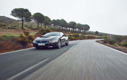 BMW: i9 in arrivo nel 2016?