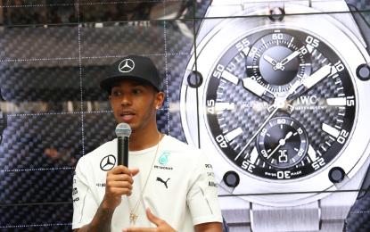 Mercedes AMG Petronas e IWC rinnovano la partnership