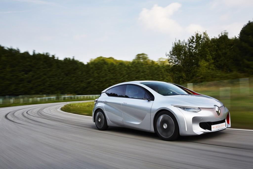 Renault presenta il concept EOLAB