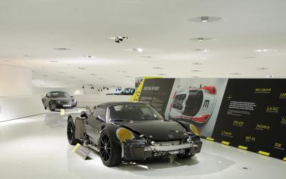 """Nuova mostra speciale """"Porsche: Secret!"""""""