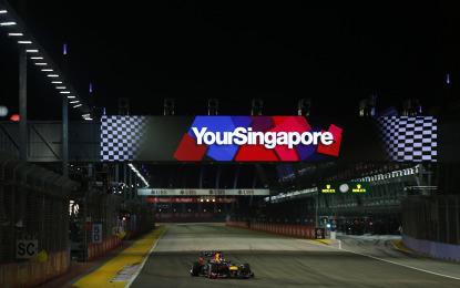 Singapore: l'anteprima di Gian Carlo Minardi