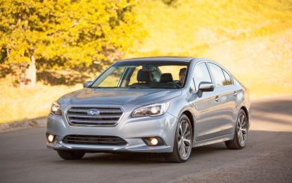 Subaru: ottobre miglior mese di sempre negli USA