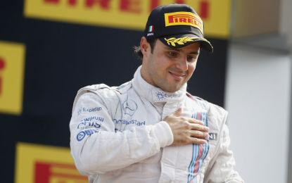Massa critica la scelta Pirelli per il Brasile