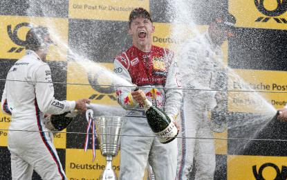 DTM: vittoria Audi a Zandvoort