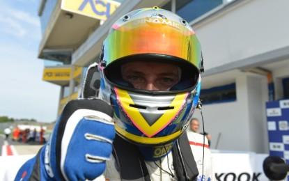 Berton con Solaris Motorsport al Sachsenring