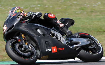 Aprilia in MotoGP dal 2015 con Gresini Racing
