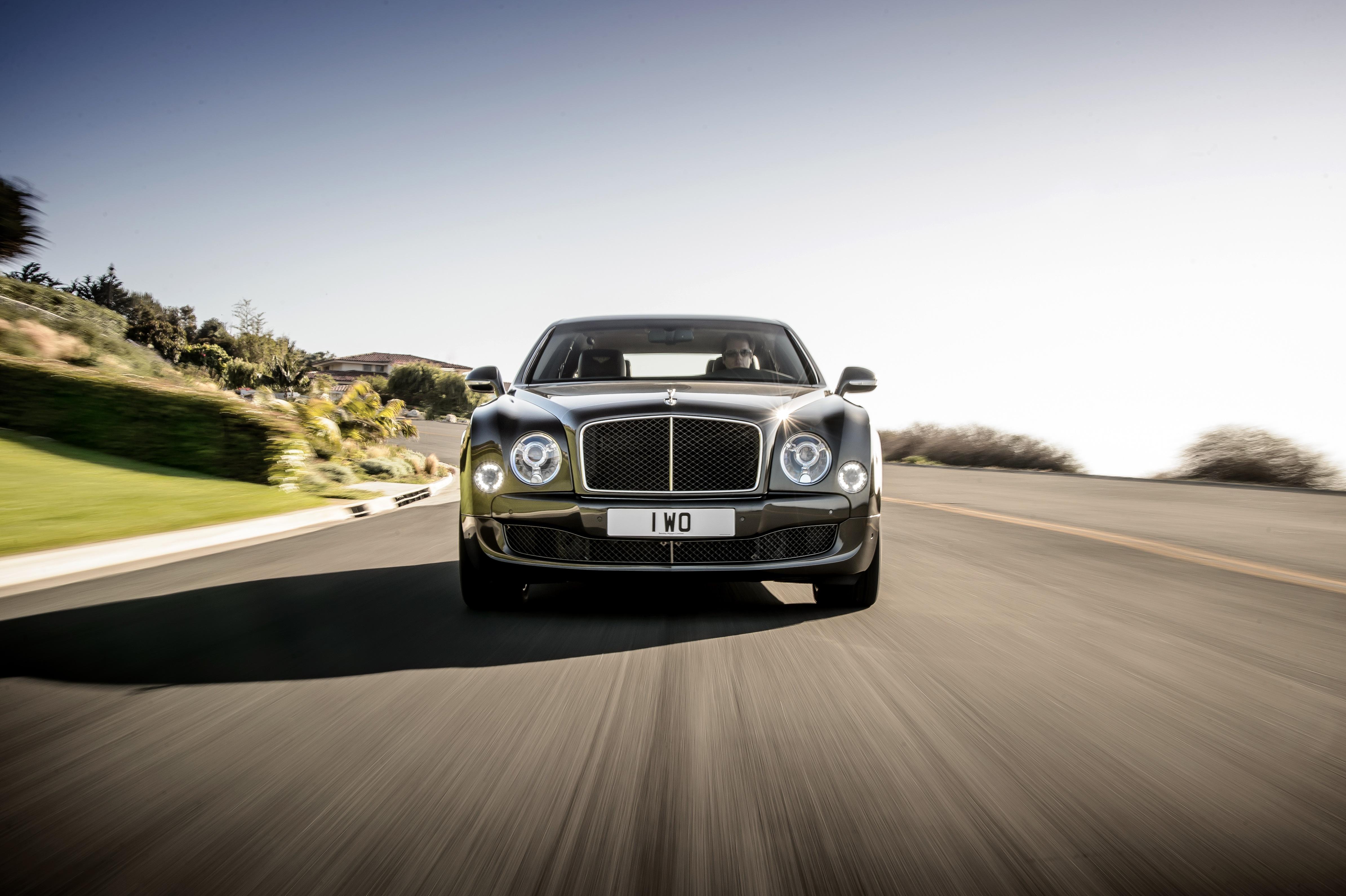 Bentley Mulsanne Speed: extra lusso più veloce al mondo