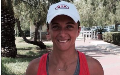 Sara Errani nuovo volto di Kia Motors Italy nel tennis