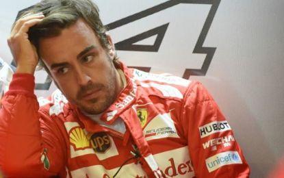 Alonso lascia la Ferrari: comunicato ufficiale
