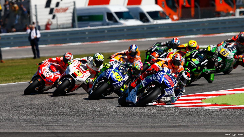 MotoGP: il calendario provvisorio 2015
