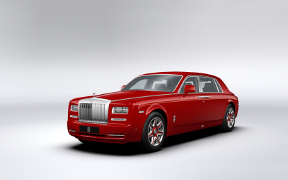 Rolls-Royce Phanton: shopping selvaggio!