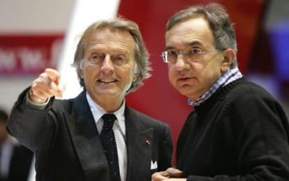 Montezemolo lascia la Ferrari, arriva Marchionne