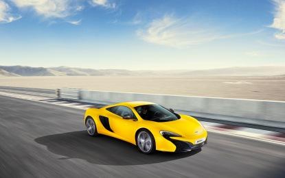 McLaren 625C: su misura per il mercato asiatico