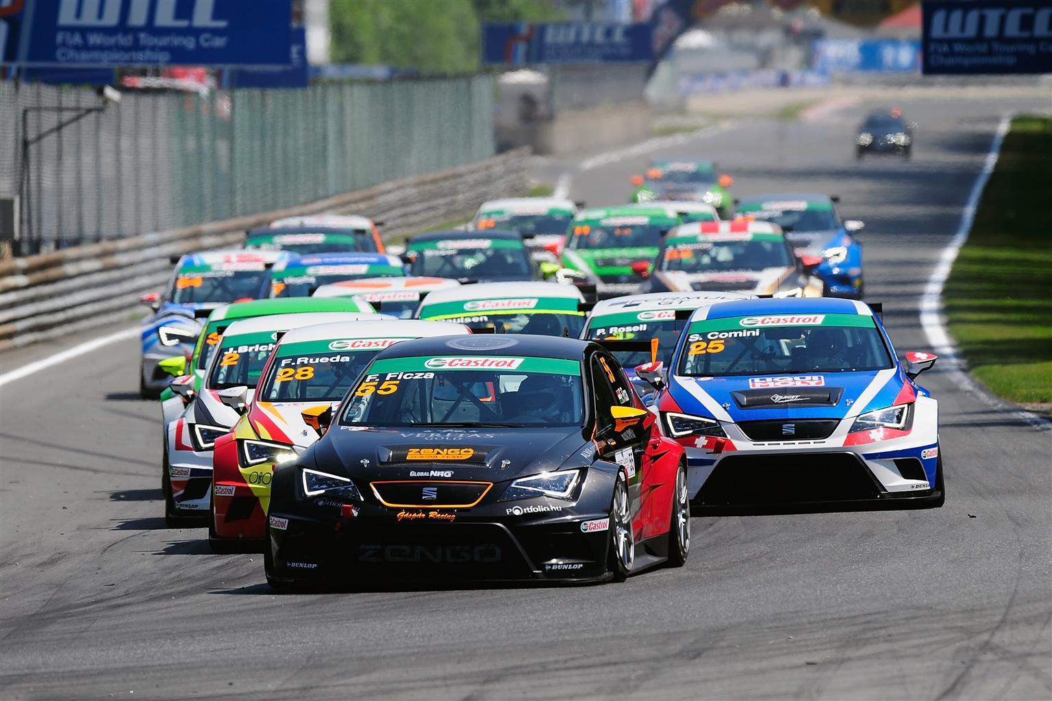 La SEAT Leon Eurocup farà tappa a Monza