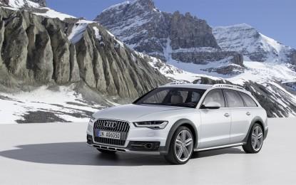 Audi A6 e A6 Avant: potenza rinnovata