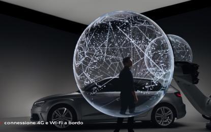 Audi A3 Sportback: effetti speciali