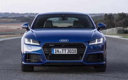 Audi TT e TTS: design e tecnologie vincenti