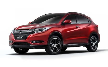 Honda: prime immagini del nuovo SUV compatto per l'Europa