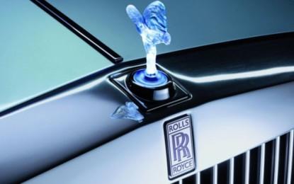 Rolls-Royce: arriva il SUV