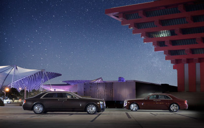 Rolls-Royce svela la Ghost Series II