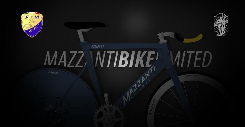 """Mazzanti Bike Limited """"Omaggio a Evantra"""""""