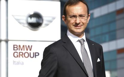 Sergio Solero nuovo presidente e A.D. BMW Italia