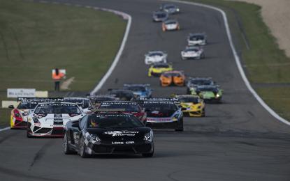Lamborghini Super Trofeo: 5° round in Germania