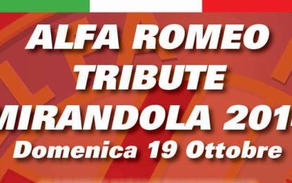 Alfa Romeo Tribute Mirandola 2014