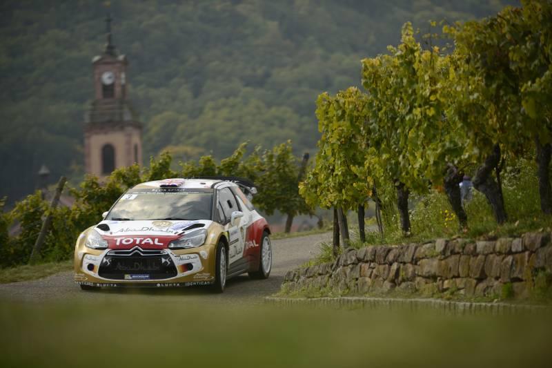 Rally di Francia: podio per CITROËN e Meeke