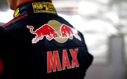 Max Verstappen: debutto è fatto!