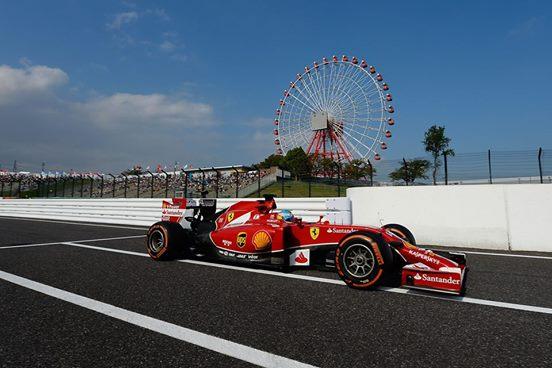 Ferrari: il punto sulle libere a Suzuka
