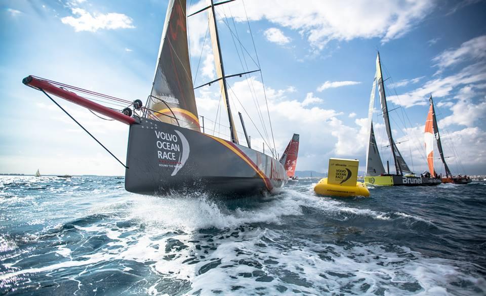 Volvo Ocean Race: un'ondata di tecnologia ed emozioni