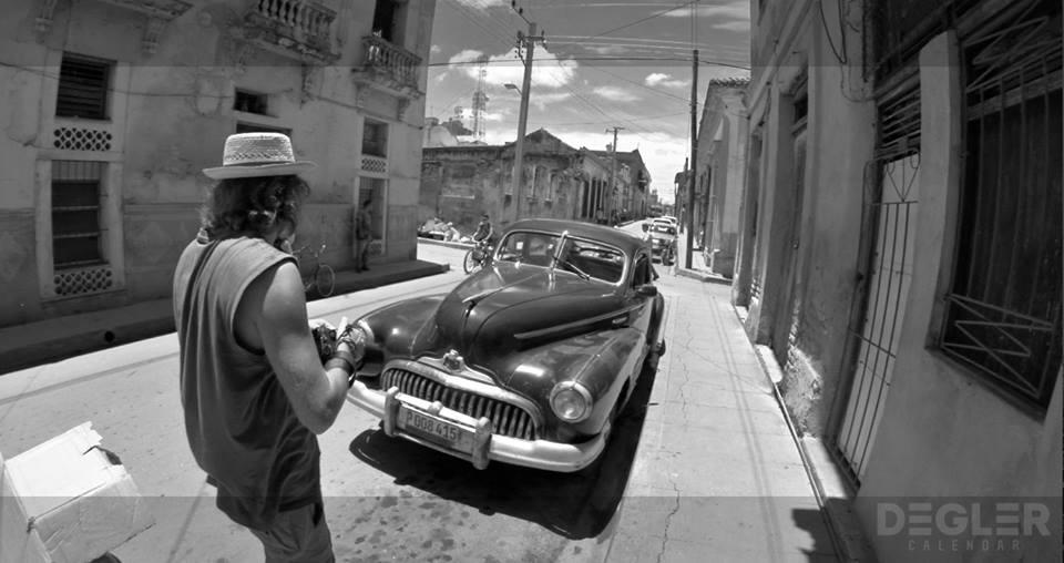 Degler Calendar 2015: protagoniste le auto di Cuba