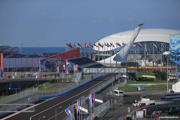 GP Russia: si parte domani con la conferenza dei piloti
