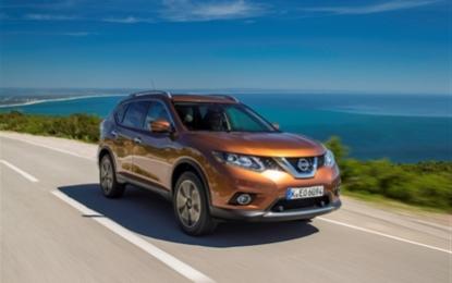 Nissan X-TRAIL: 5 stelle nel test EuroNCAP