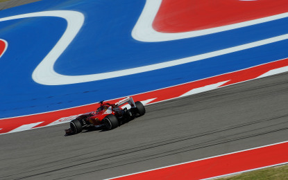 USA: medium e soft per il Circuit of the Americas