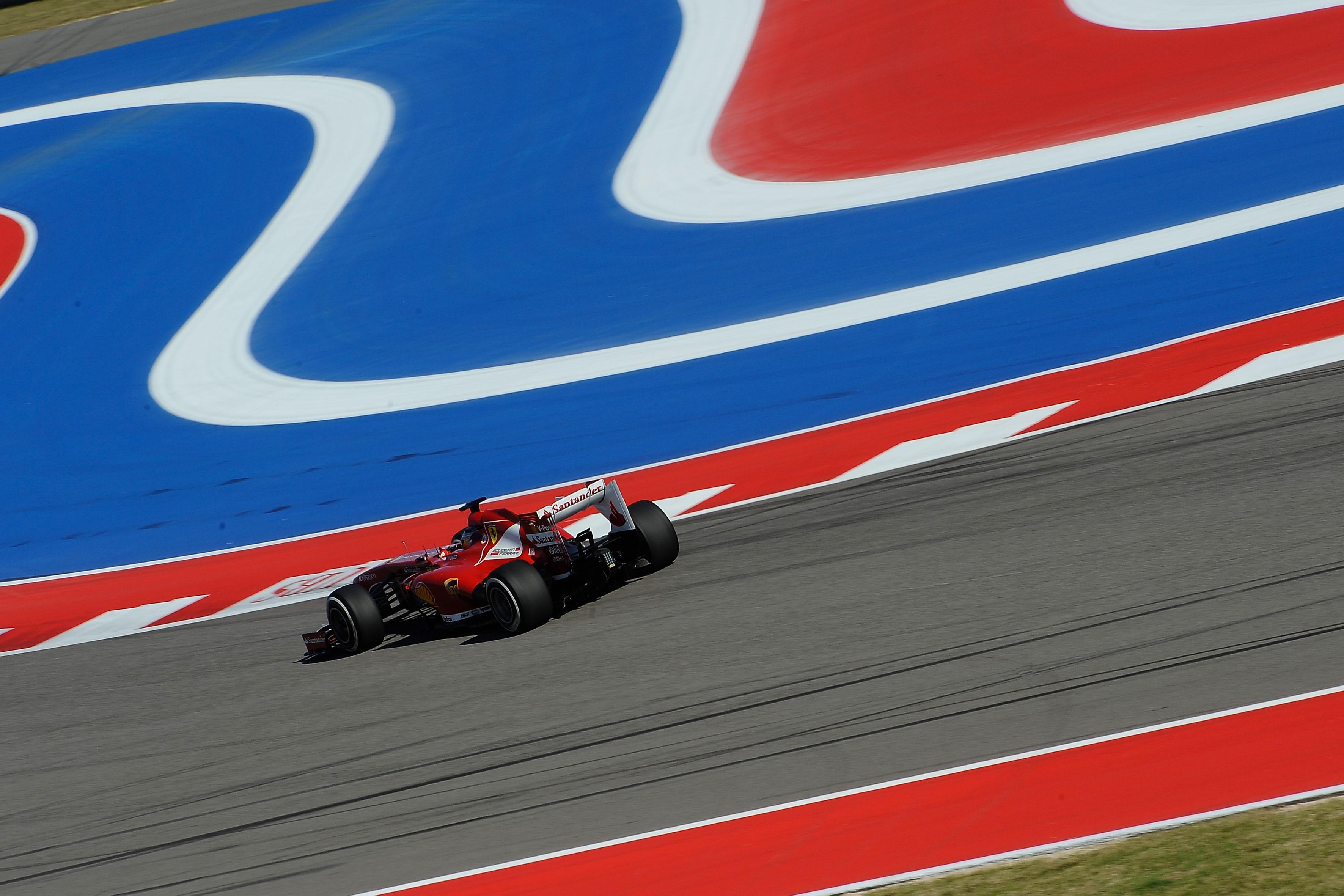 USA: le aspettative di Vettel e Raikkonen